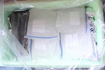 抜群の鮮度を保つ最高の氷で配送のイメージ02