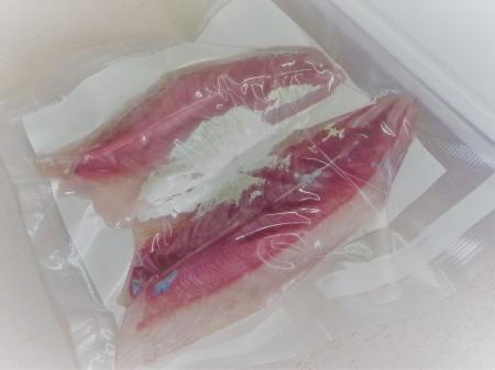 旬の魚の刺身用さく(2~3人用) 価格はパックの単価です(送料+消費税は別途)